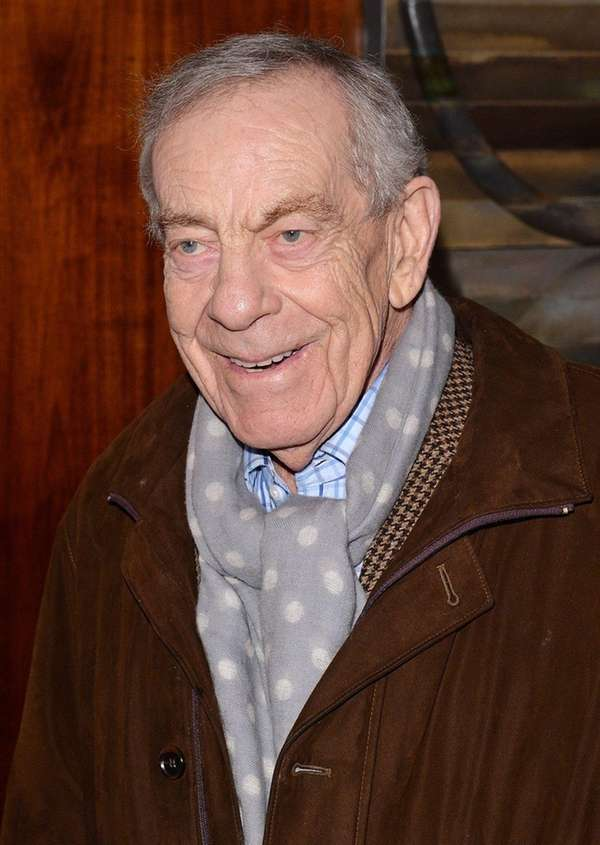 CBS says goodbye to Morley Safer of '60 Minutes' with TV special | Newsday