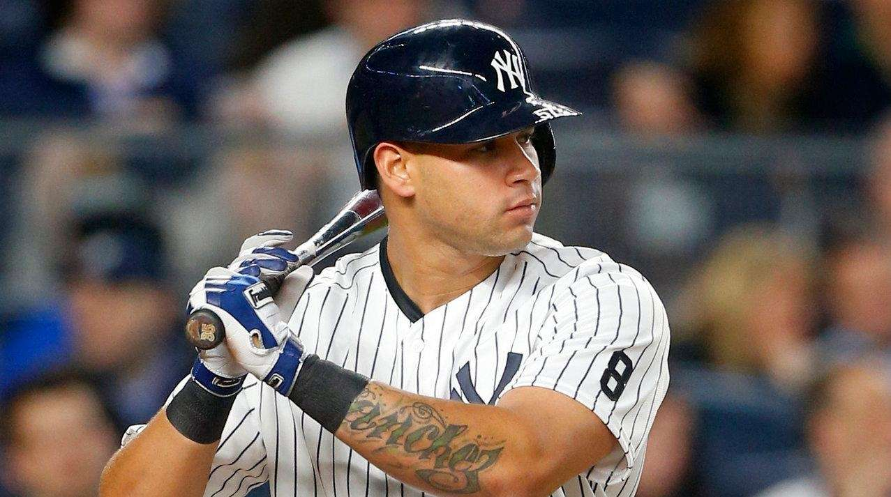 Gary Sanchez went 0-for-4 as the designated hitter
