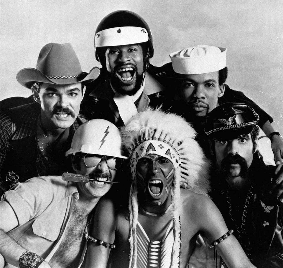 Lyrics from The Village People's 1977 song