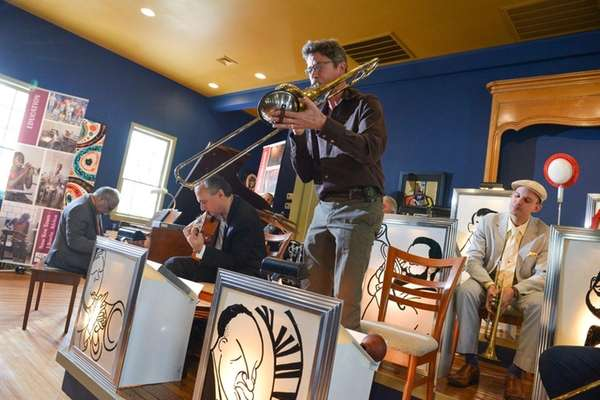 the jazz loft a music studies center opens in stony brook newsday. Black Bedroom Furniture Sets. Home Design Ideas