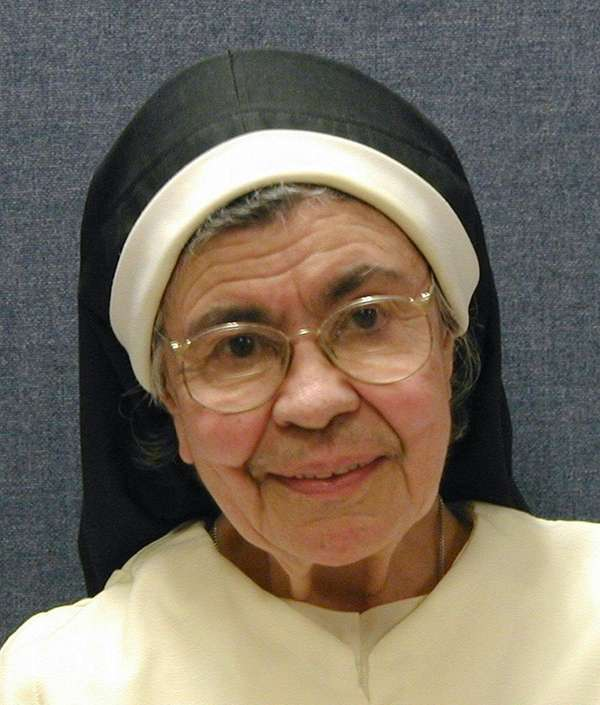 Sister Ana Maria Marrero, of the Sisters of