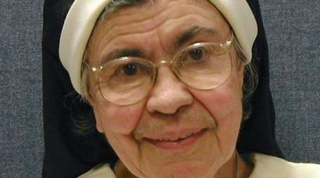 Sister Ana Maria Marrero, of the Sisters of