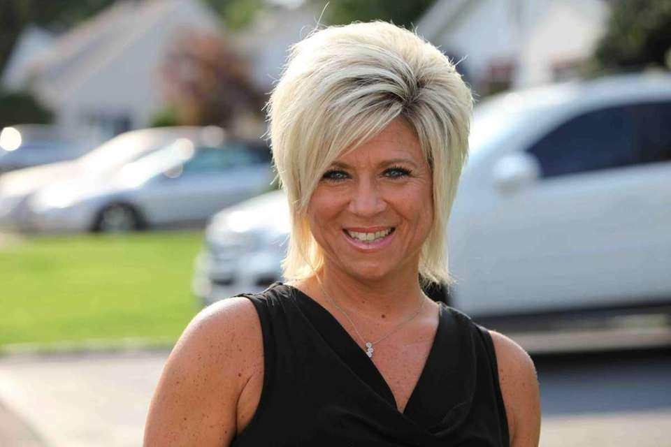 Theresa Caputo of Hicksville has found TV fame