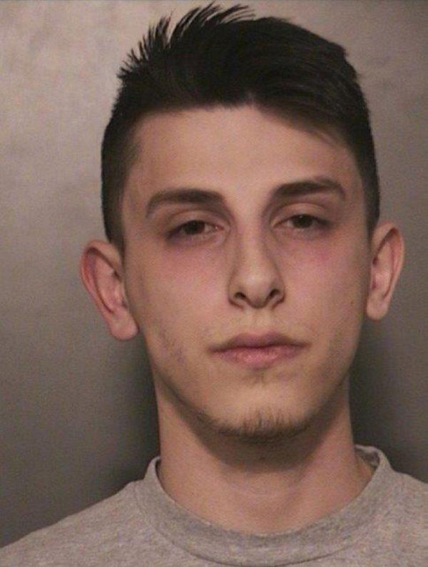 Peter J. Libardi, 17, of Melville, was arrested