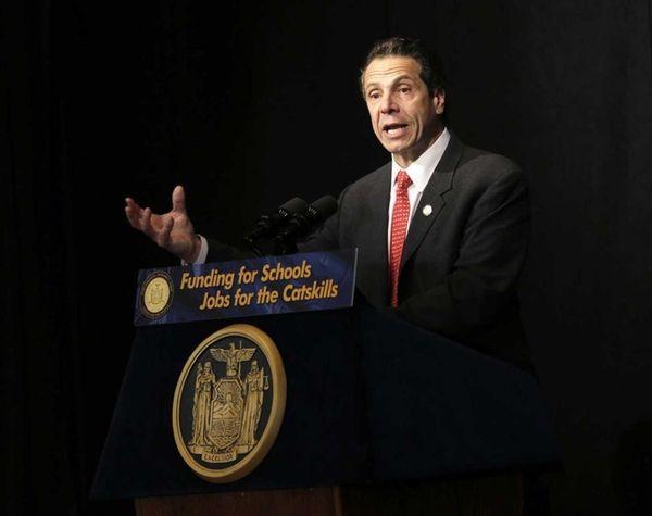 Gov. Andrew M. Cuomo announced Sunday legislation that