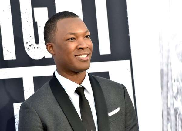 Corey Hawkins, who portrayed Dr. Dre in the