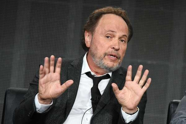 Long Beach native Billy Crystal, shown on Jan.