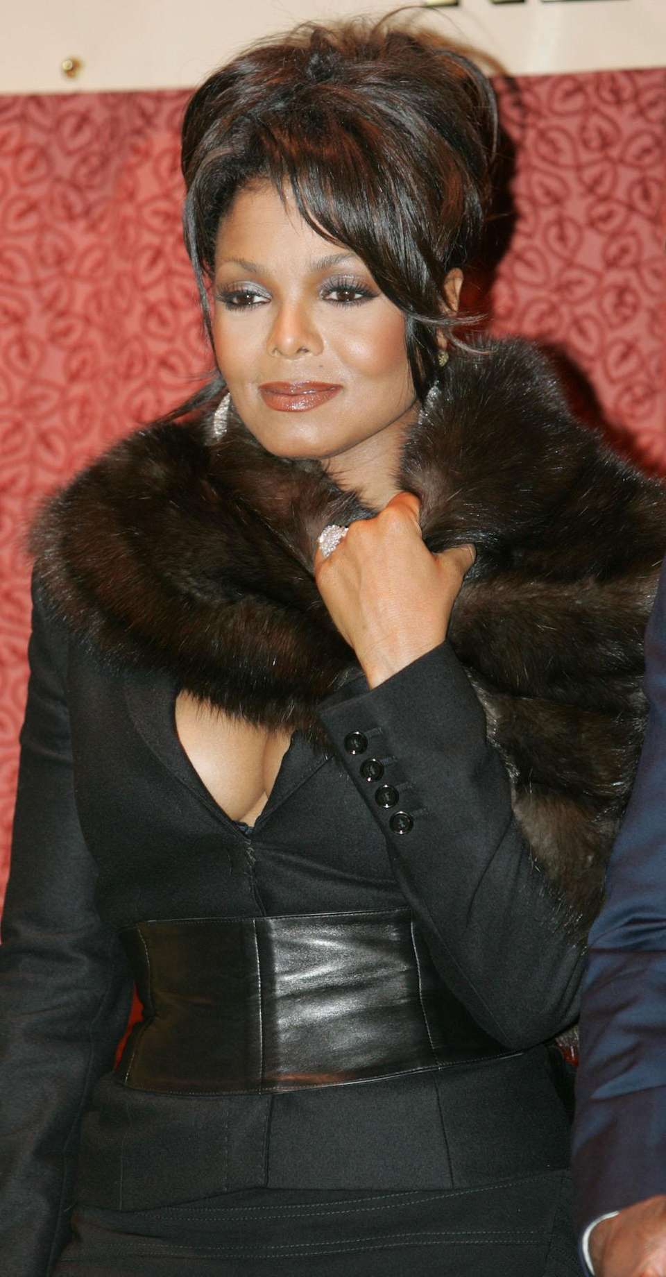 Janet Jackson attends the 25th annual benefit gala