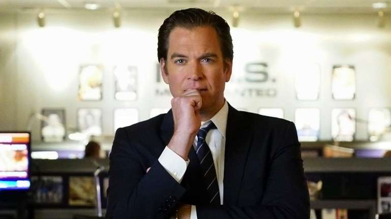 Michael Weatherly departs in the season finale after