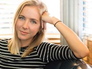 Stephanie Danler, author of