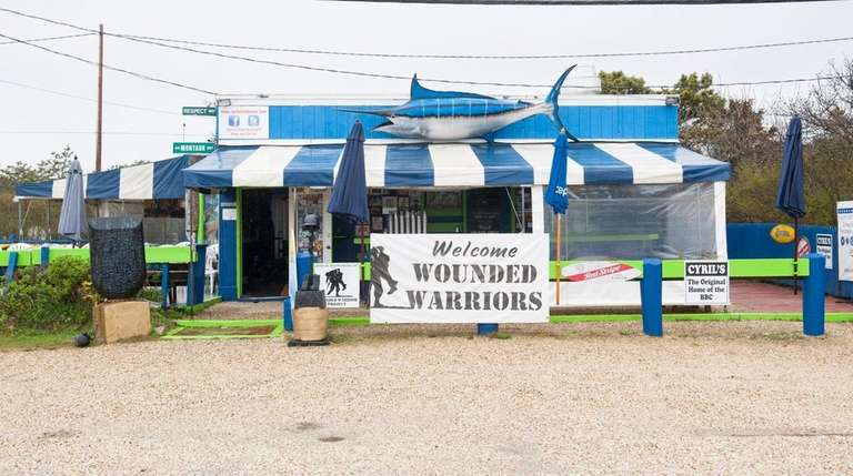 Cyril's Fish House in Montauk has announced it