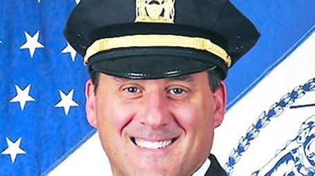 The commanding officer of the NYPD's Highway Patrol