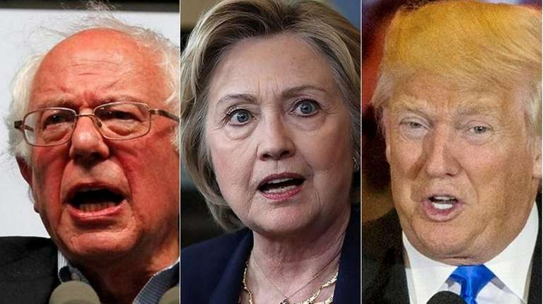 Bernie Sanders and Hillary Clinton will face off