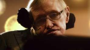 Stephen Hawking hosts a show in which he