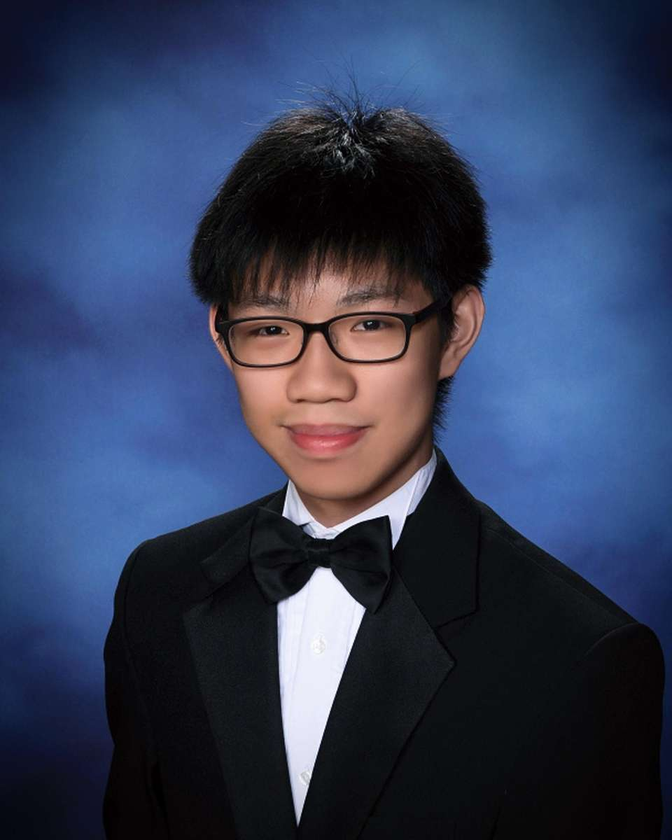 ANDREW MOK, LONGWOOD HIGH SCHOOL Hometown: Middle Island