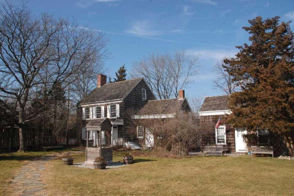 The Walt Whitman Birthplace State Historic Site and