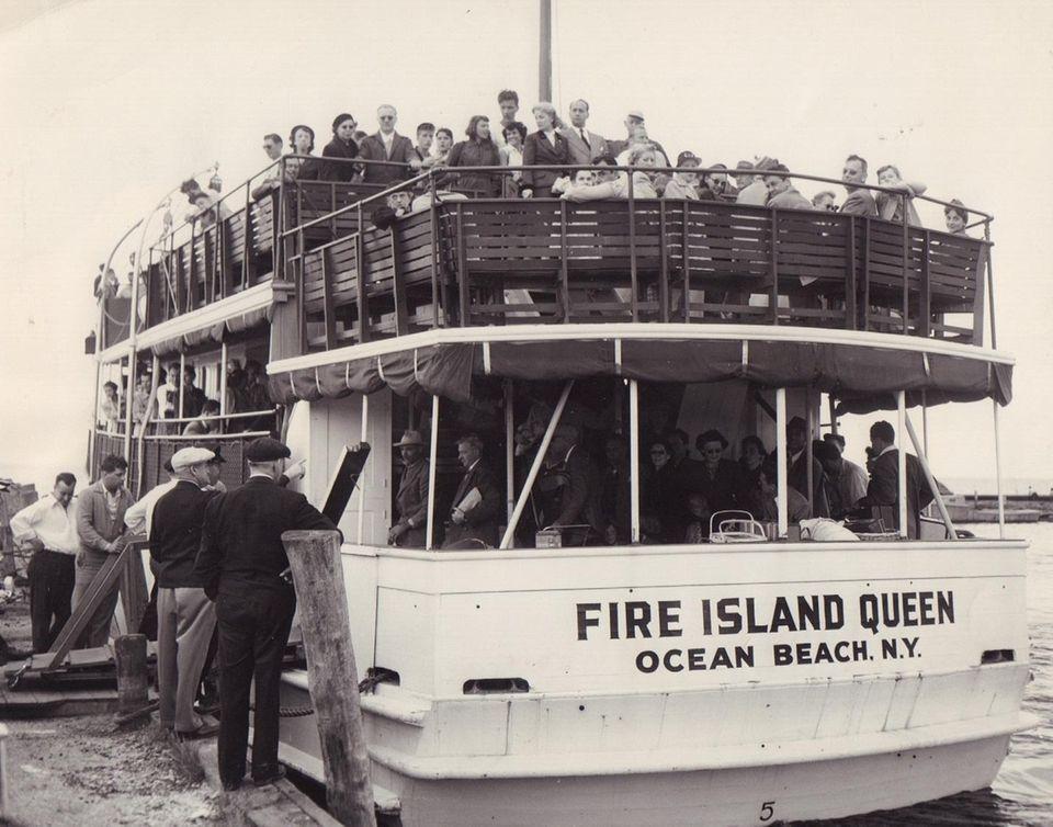 Fire Island Ferries'