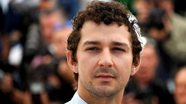 Shia LaBeouf is drawing praise at the Cannes