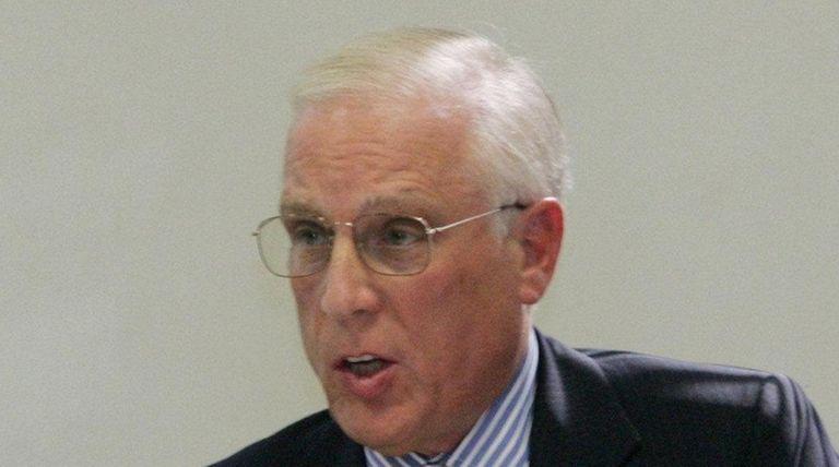 Peter Kalikow, who originally backed Ohio Gov. John