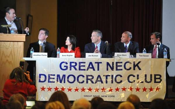 Democratic candidates vying for the 3rd Congressional District