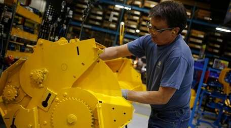 More factories across the region and service firms