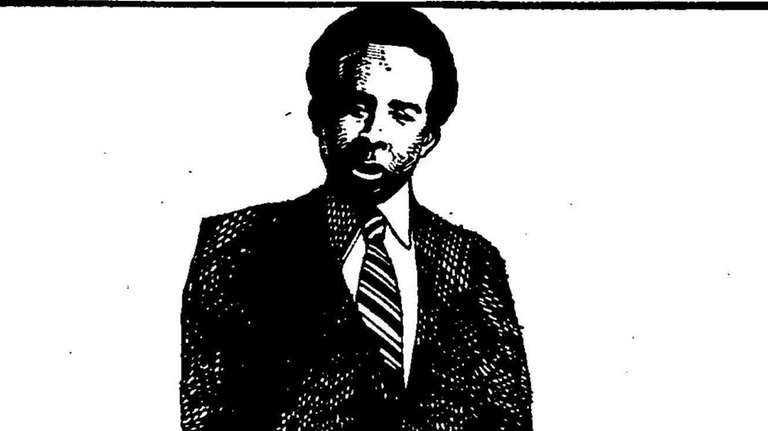 This illustration of author Alex Haley was published