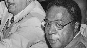 Alex Haley, author of