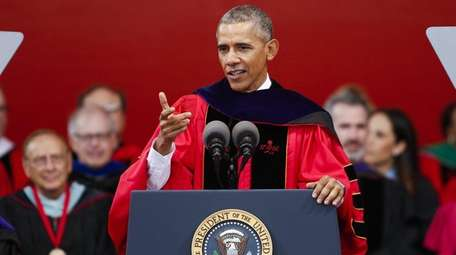 President Barack Obama's numbers have been trending upward