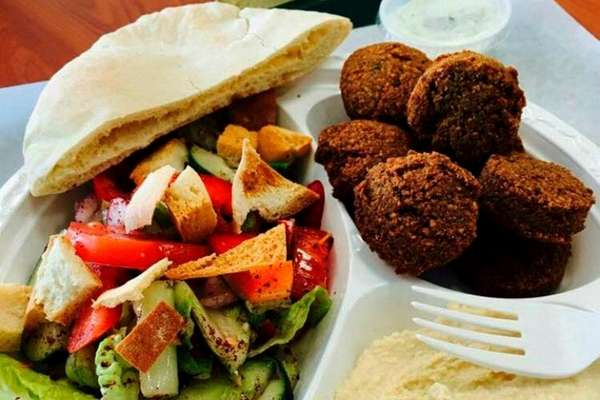 Kabobshak has opened in Selden, serving falafel and