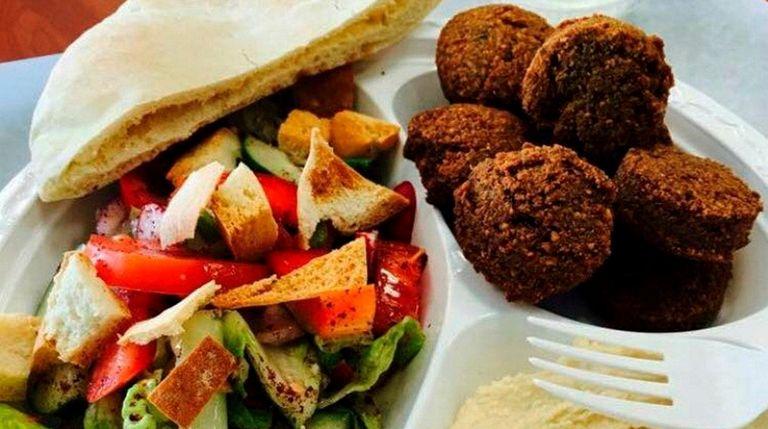 Kabobshak has opened in Selden, serving falafel and