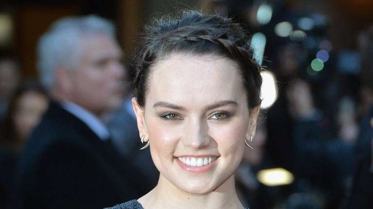 Daisy Ridley will play the female lead in