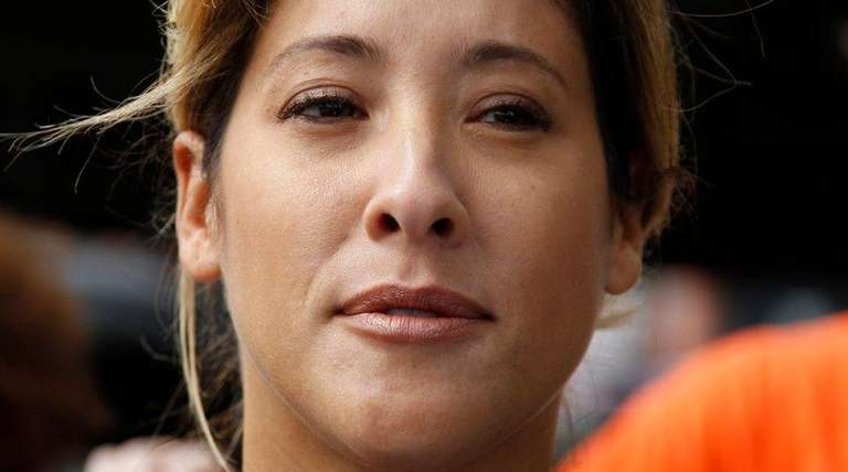 Melissa Figueroa, a newly elected member of the