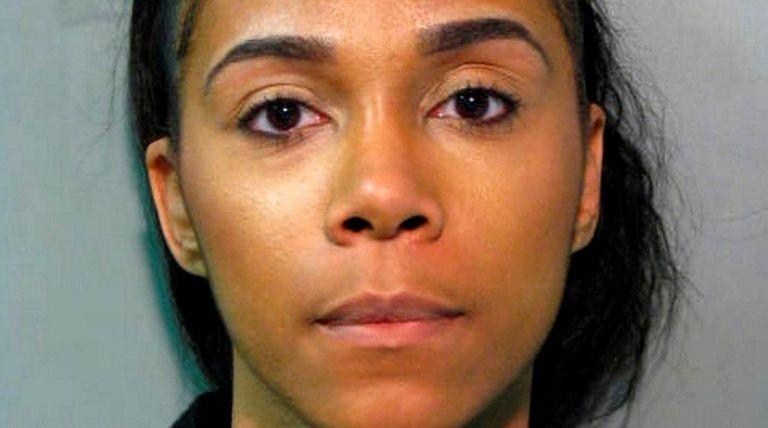 Krystal Clark, 28, of Jamaica, Queens, was arrested