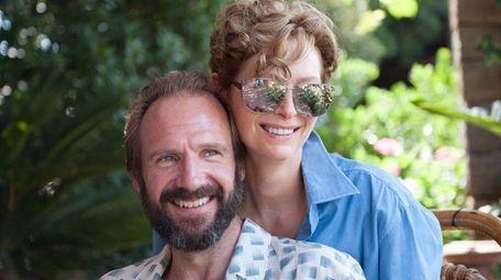 Ralph Fiennes and Tilda Swinton deliver impressive performances