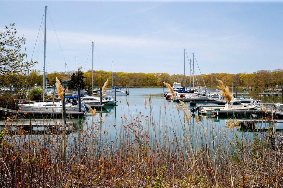 Brick Cove Marina in Southold on Thursday, May