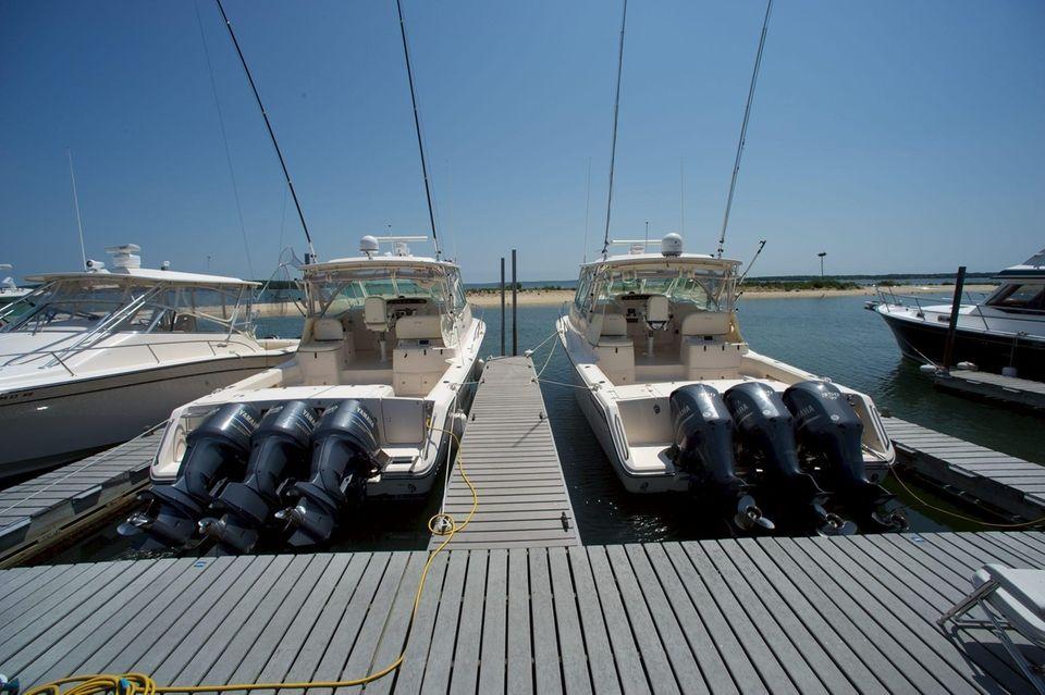 The Port of Egypt Marina, Greenport, is celebrating