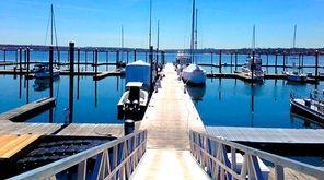 Brewer Capri Marina East in Port Washington.