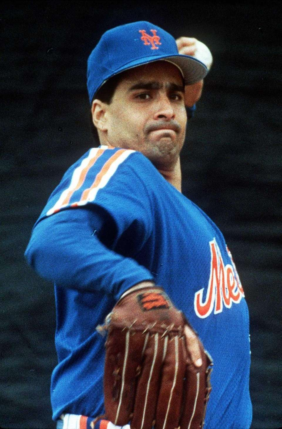 The Hawaiian-born lefthander was terrific at Shea Stadium,