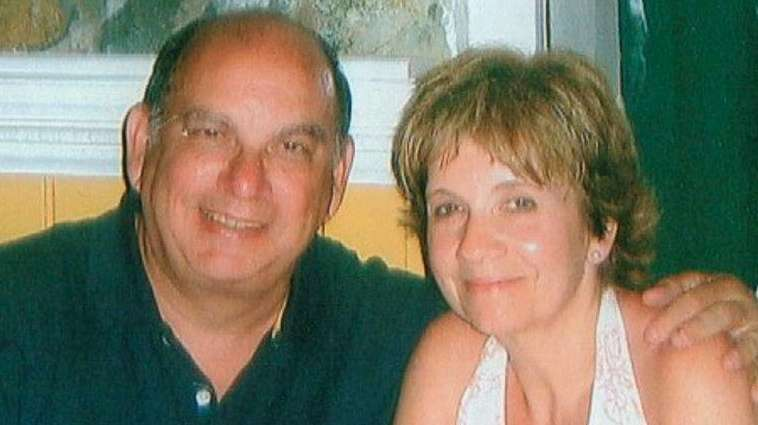 Tony and Rachel Coscia of Bellmore celebrated their