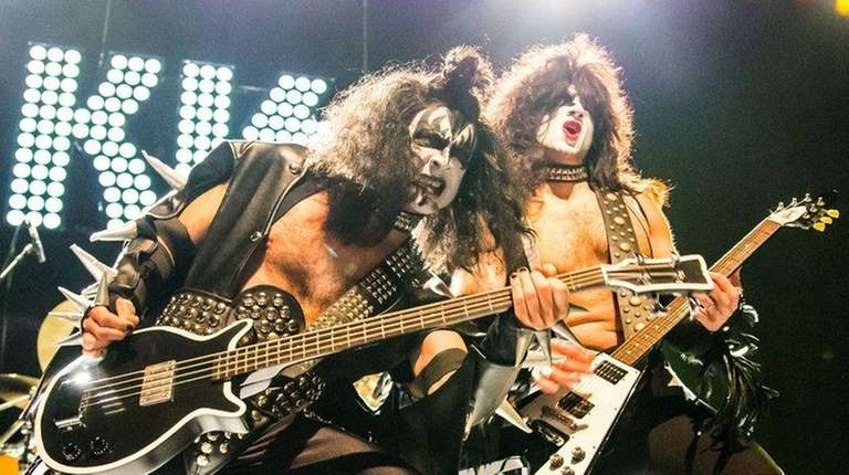 Kiss tribute band Alive '75 will perform at