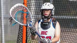 Mddle Country Girls Lacrosse Goalie Emly Walsh (00