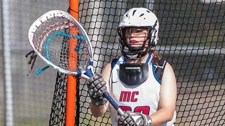 Mddle Country Girls Lacrosse Goalie Emly Walsh (00