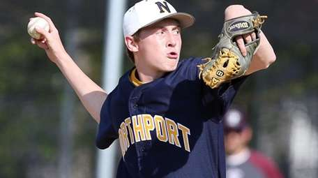 Northport's Nick Palmerini picked up the victory as
