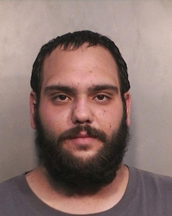 Vincenzo F. Romeo, 24, of Farmingdale, was arrested