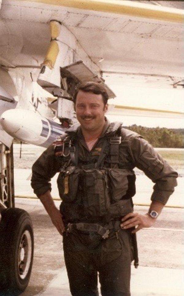 Stephen Baker, a Navy rear admiral who grew
