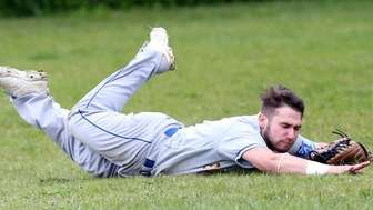 Catch is made by East Meadow's Joe Minucci