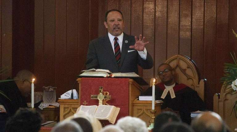 Marc Morial, president and CEO of the National