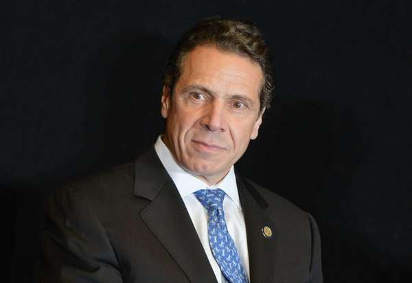 Gov. Andrew Cuomo, pictured in an undated file