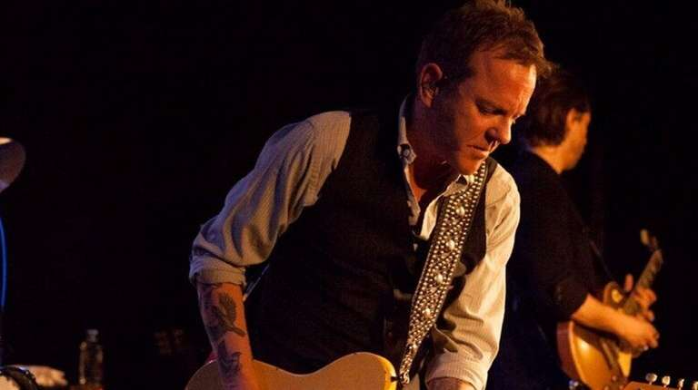 Kiefer Sutherland will be himself (Jack who?) when