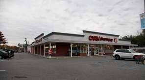 A CVS location on Cold Spring Road in
